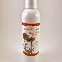 Super Salve Calendula Flower Hand & Body Lotion