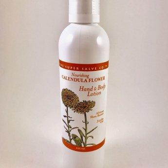 Super Salve Calendula Flower Hand & Body Lotion