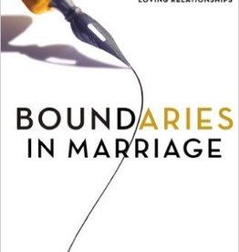 Cloud, Henry Boundaries in Marriage