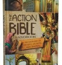 Cariello, Sergio Action Bible Handbook: A Dictionary