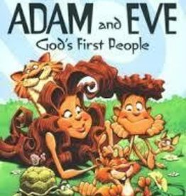 Jones, Dennis Adam and Eve God's First People