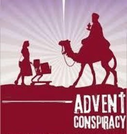 Holder, Seay & Mckinley Advent Conspiracy Book