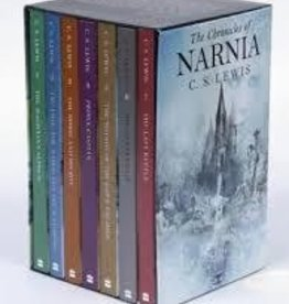 Lewis, C S Chronicles of Narnia: Set