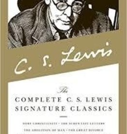 Lewis, C. S. Complete C.S. Lewis