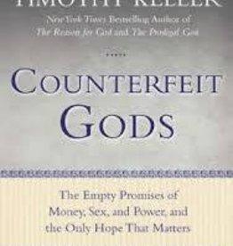 Keller, Timothy Counterfeit Gods (paper)