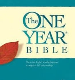 Crossway Bibles ESV One Year Bible 7098