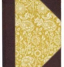 ESV - Single Column Journaling Bible, Antique Floral Design ESV Single Column Journaling Bible, antique flowers 8406