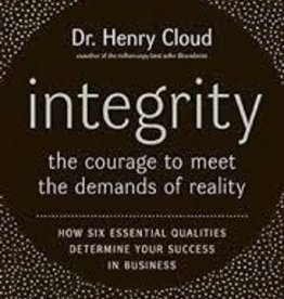 Cloud, Henry Integrity: The Courage to Meet, hardcover