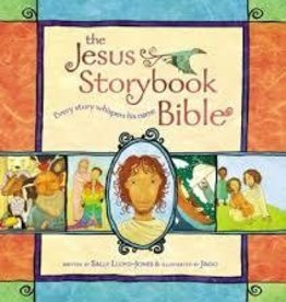 Lloyd-Jones, Sally Jesus Storybook Bible 8254