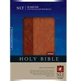 NLT Slimline Center Column Reference Bible, TuTone 8368