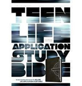 Tyndale NLT Teen Life Application - Celtic 1946