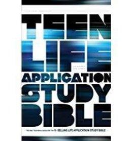 Tyndale NLT Teen Life Application Study Bible, hardcover 4623
