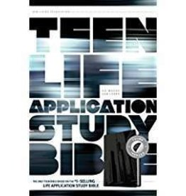 Tyndale NLT Teen Life Application Study Bible, Index 7718