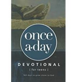 Johnson, Kevin Once-A-Day Devotional for Teens