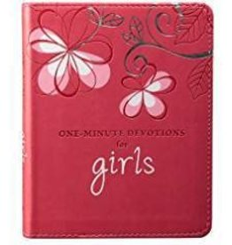 Larsen, Carolyn One Minute Devo for Girls 4795