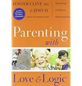 Cline, Foster Parenting with Love & Logic