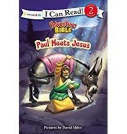 Miles, David Paul Meets Jesus