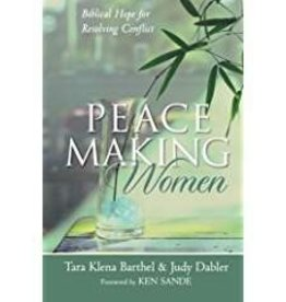 Barthel, Tara Klena Peacemaking Woman