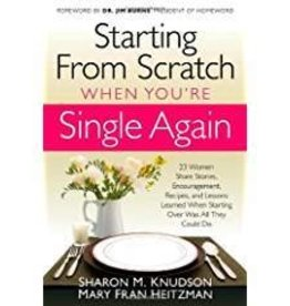 Knudson, Sharon Starting From Scratch When You're Single