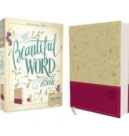 NIV Beautiful Word Bible 4275
