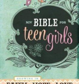 Zondervan NIV Bible for Teen Girls 9691