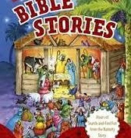 B&H Kids Look and Find Bible Stories: Christmas