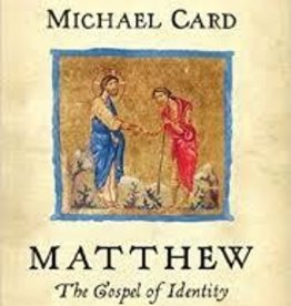 Card, Michael Matthew: The Gospel of Identity