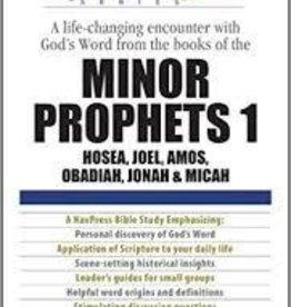 Navigators Minor Prophets 1 (LifeChange)