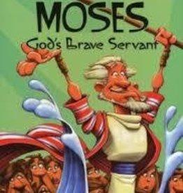 Jones, Dennis G. Moses God's Brave Servant