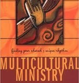 Anderson, David A. Multicultural Ministry