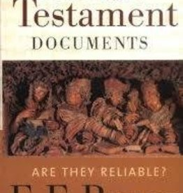 Bruce, Frederick Fyvie New Testament Documents