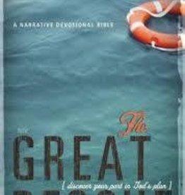 Zonderval NIV Great Rescue Bible 0222