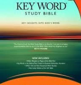 NIV - Hebrew-Greek Key Word Study Bible NIV NIV Hebrew-Greek Key Word Study Bible 7555