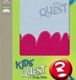 Zonderkidz NIV Kid's Quest 8849