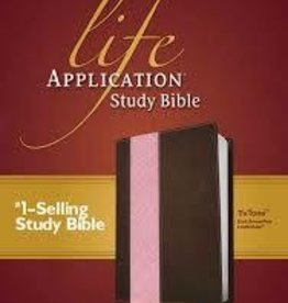 Zondervan NIV Life Application Study Bible 1922, TuTone
