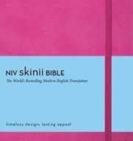 Zondervan NIV Pink Skinii Bible 9395