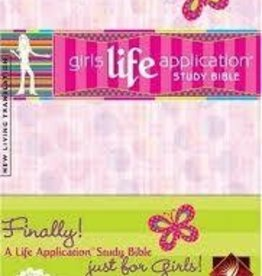 NLT Girl's Life Application 6469  DNR
