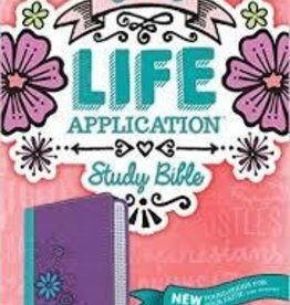 Tyndale NLT Girls Life Application Bible 7788