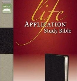Zondervan NIV, Life Application Study Bible, Personal Size, Black 4672