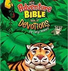 Zonderkids NIrV Adventure Bible book of Devotions 4571