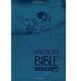 David C. Cook ESV, Action Bible Study Bible - Premium