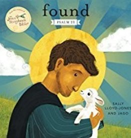 Lloyd-Jones, Sally Found:  Psalm 23