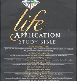 Beers, Ronald A NASB Life Application Study Bible 8593