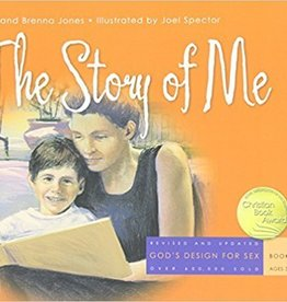 Jones, Stan and Brenna Story of Me, The (God's Design for Sex, Book 1)