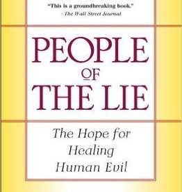 Peck, Scott People of the Lie: The Hope for Healing Human Evil
