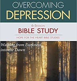 Hunt, June Overcoming Depression Bible Study , 6-Session Bible Study