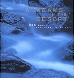Cowman, L BE Streams in the Desert: 366 Daily Devotional Readings (updt)