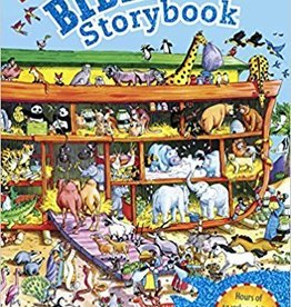 B&H Editorial Look & Find Bible Storybook