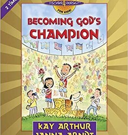 Arthur, Kay Becoming God's Champion: 2 Timothy