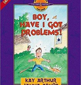 Arthur, Kay Boy, Have I Got Problems!: James